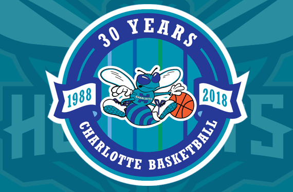 Hornets to Celebrate 30th Anniversary of First Season