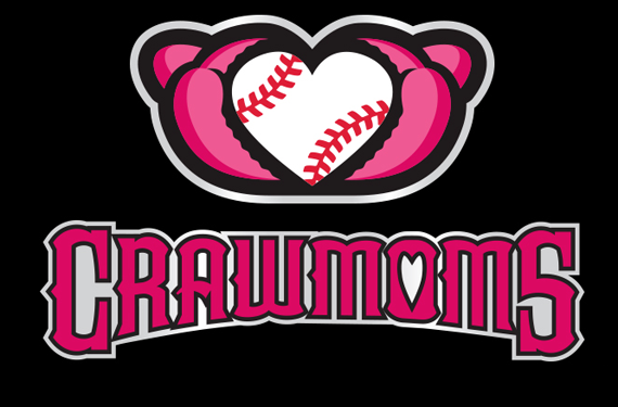 Crawdads are Crawmoms this Weekend, Fool Many with Announcement