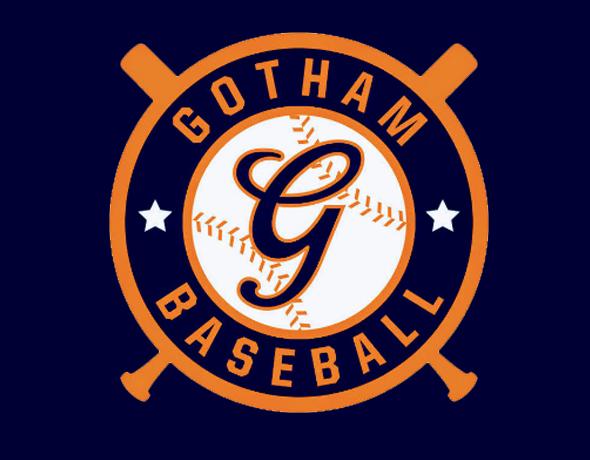 Gotham Baseball Unveils New Logo