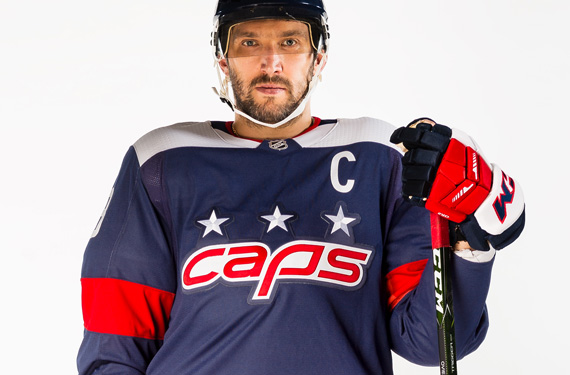Washington Capitals Going Big and Blue For Outdoor Game