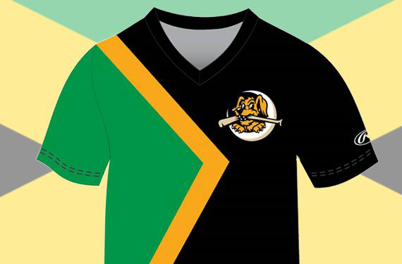 Charleston RiverDogs to celebrate Jamaican Bobsled Night