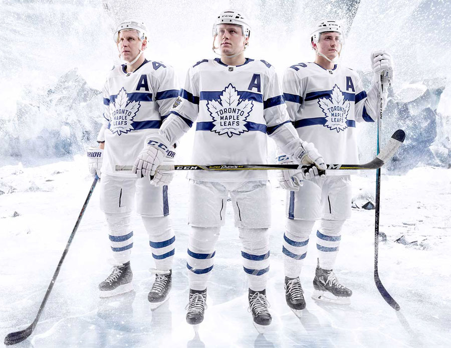 Leafs are Ready, Aye, Ready for Stadium Series; Unveil Uniform