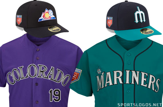 MLB: 2018 Spring Training Uniforms