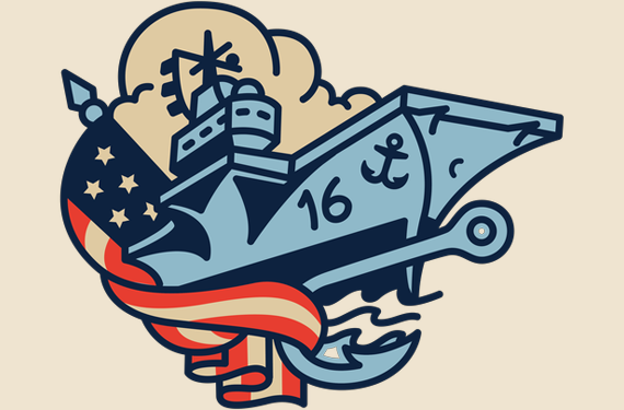 Corpus Christi Hooks honor Navy with Blue Ghosts promotion