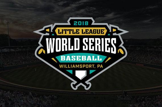 Little League World Series unveils 2018 logos