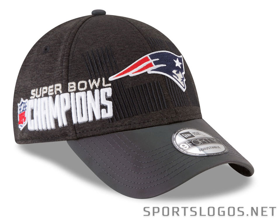 New England Patriots Super Bowl LII Phantom Champs