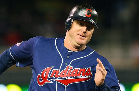 Thome Prefers Indians C to Wahoo on Hall Plaque