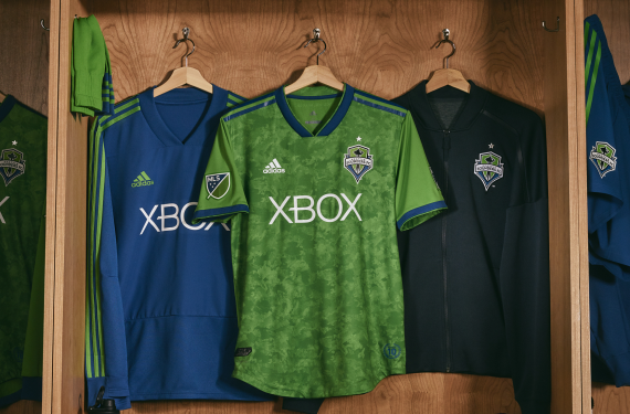 The Cascadia clubs of MLS unveil their new kits for 2018