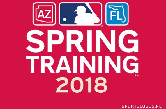 2018 Spring Training Logos: Teams and Leagues