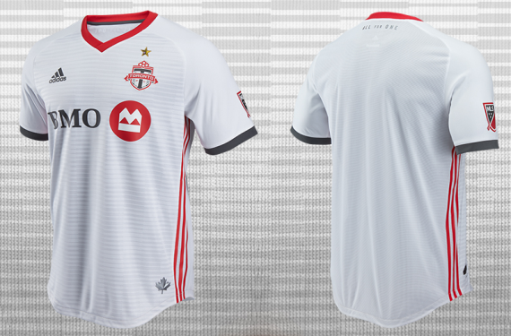 Toronto FC reveals Championship Edition kits for 2018