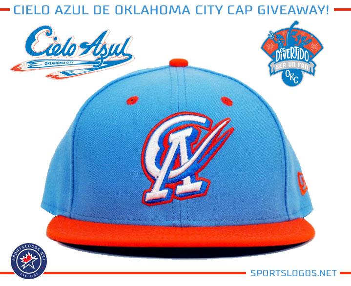 Cap Giveaway! Cielo Azul de Oklahoma City