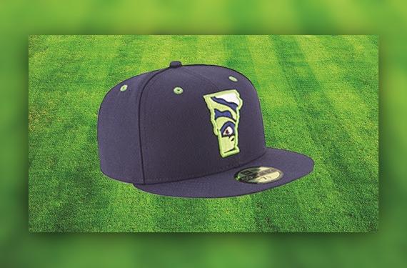 Vermont Lake Monsters introduce new alternate logo