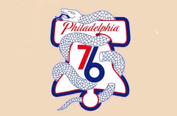 Philadelphia 76ers reveal new logo for upcoming playoff run