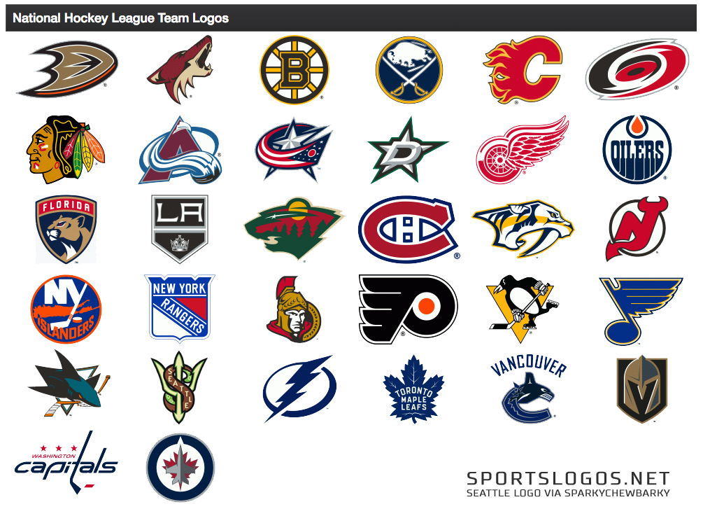 A Look at Seattle NHL Identity Concepts   Chris Creamer's ...