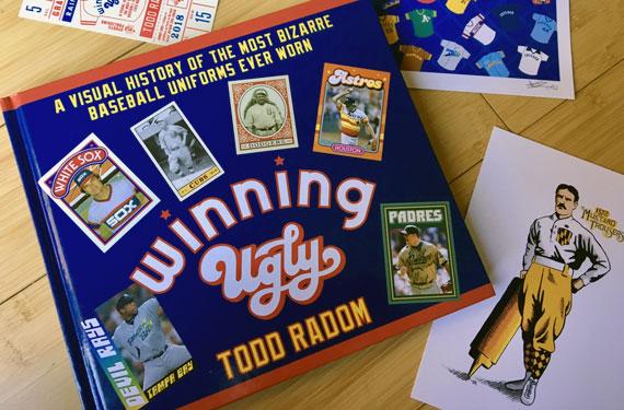 Winning Ugly: Radom Enshrines the Bizarre in Baseball Uniforms