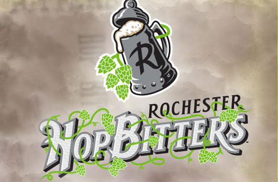 Rochester Red Wings throw back to 1879 as Hop Bitters