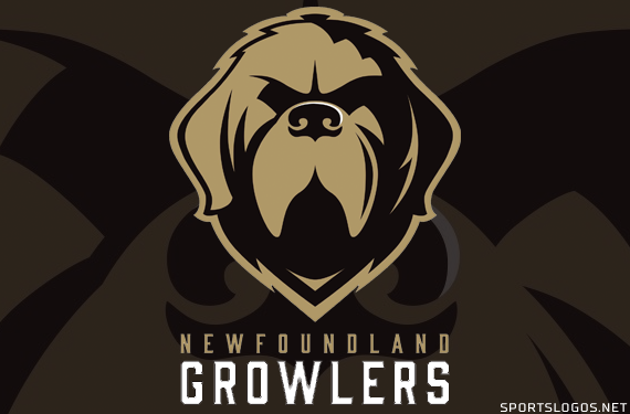 ECHL Newfoundland Growlers Unveil Name, Logo, Colours