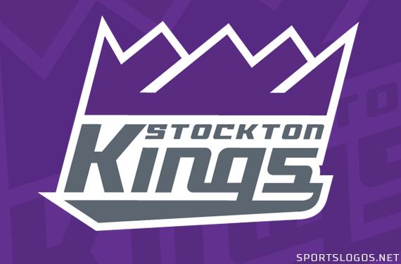 G-League Stockton Kings Unveil Team Logos