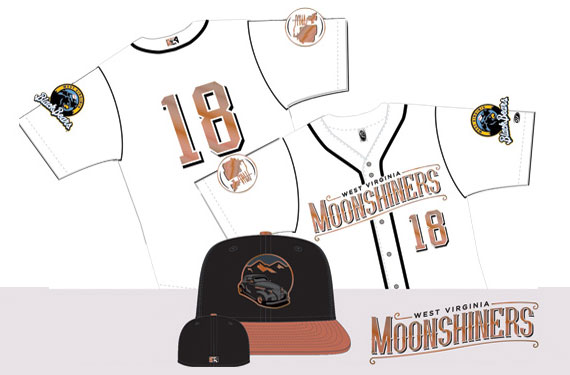 West Virginia Black Bears to play as Moonshiners