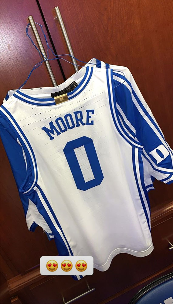 Duke Blue Devils Tease New Basketball Uniforms ...