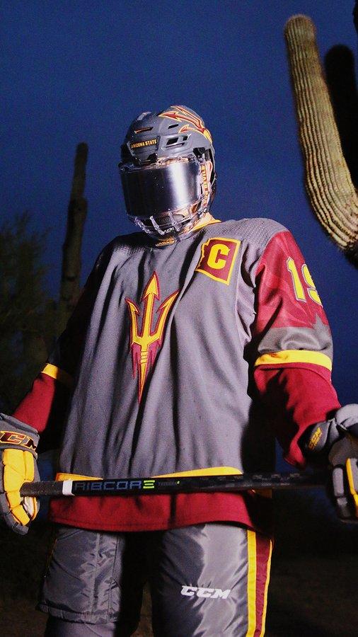 arizona state sun devils jersey