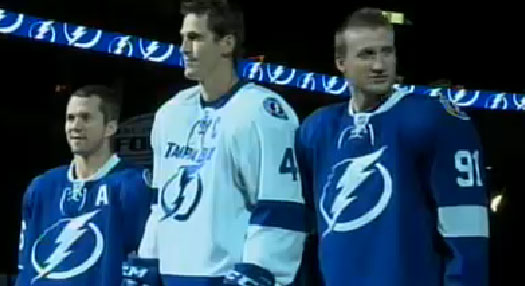 New Lightning Uniforms (2011-12)