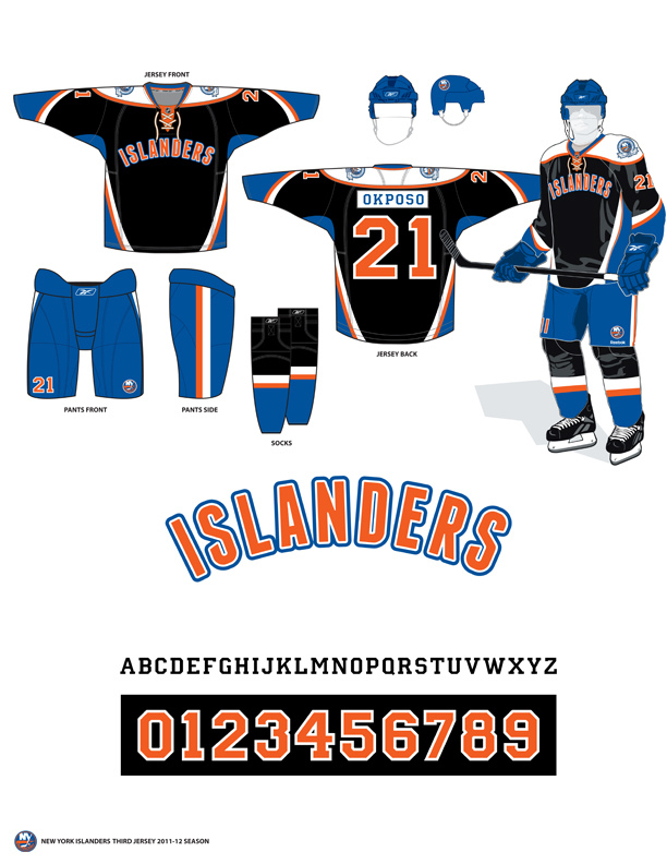 The evidence as to why this is likely the new Islanders alternate jersey ... b353009a8