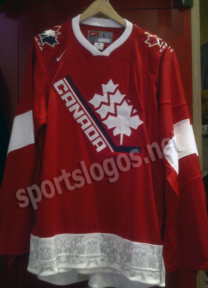 best authentic 8ce8d 74851 New Team Canada Alternate Jersey Leaked | Chris Creamer's ...