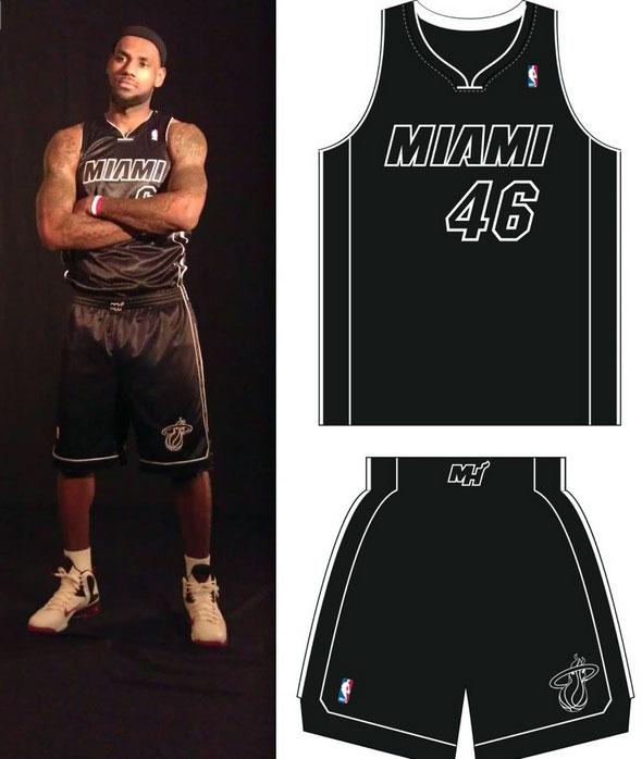 The new Miami Heat