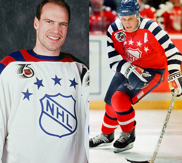 83bae186f8a 1992 NHL All-Star Game Uniforms (NHL 75th Anniversary)
