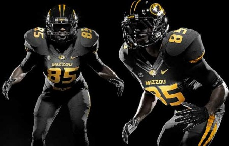 Mizzou Tigers Unveil New Uniforms  Updated Brand  579ec6050