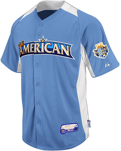 c6b48b3df03 A look at the 2012 MLB All-Star Game Jerseys