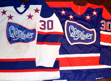 Cornwall Royals OHL Jerseys