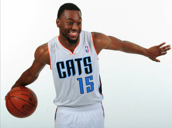 Charlotte Bobcats New Home Uniform 2012-13