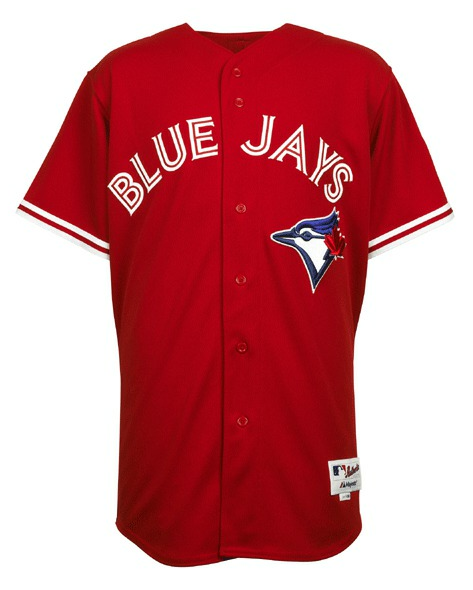 Toronto Blue Jays Canada Day Jersey 2012