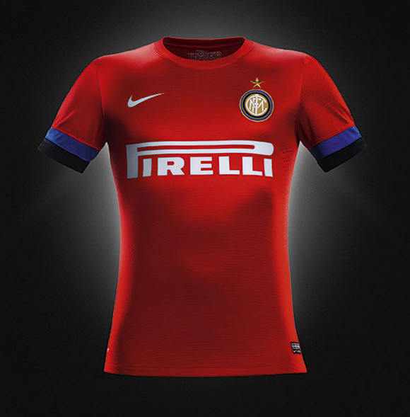 Inter Milan new kit soccer jersey uniform nike away