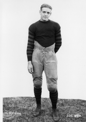 Iowa Haweyes throwback uniform 1921 Lester Belding