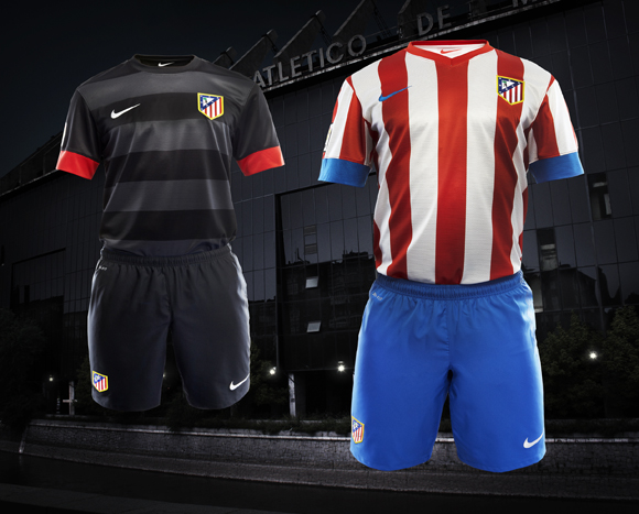 Atletico Madrid new kits soccer jersey uniform nike