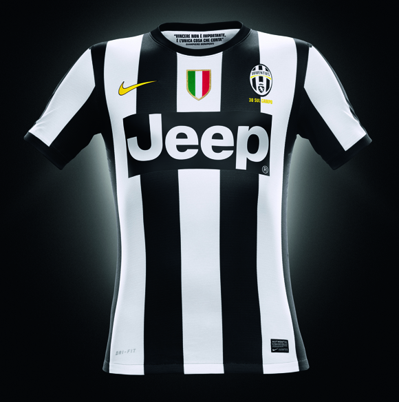 Juventus new kit soccer jersey uniform nike