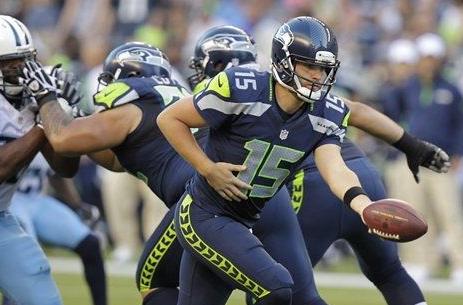 hot sale online 6775b df0bd Pics: Seattle Seahawks New Uniform Makes Debut | Chris ...