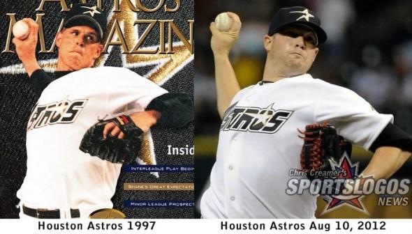 los angeles 1260d 2024f Pics: Houston Astros in 1994 Throwbacks | Chris Creamer's ...