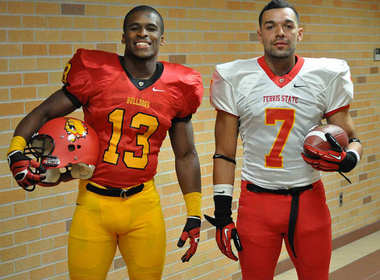 ferris bulldogs new uniforms