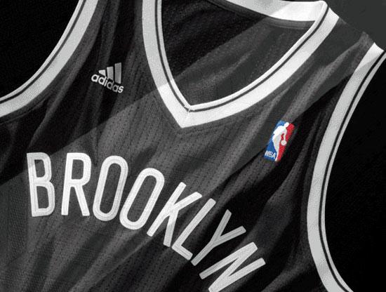 The Brooklyn Nets Reveal Their New Herringbone Patterned