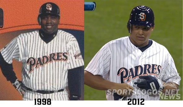 quality design 843ab 2ab7f Pics: San Diego Padres in 1990s Throwback Uniforms | Chris ...