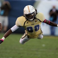SportsLogos.Net Best/Worst 2012 college football NCAA worst uniform awards - Georgia Tech goldfly