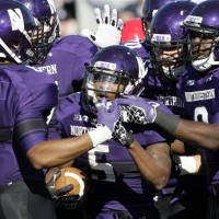 SportsLogos.Net Best/Worst 2012 college football NCAA best uniform - Northwestern Purple