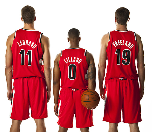 Portland Blazers Number 30: NLSC Forum • Released: Ultimate Jersey Pack