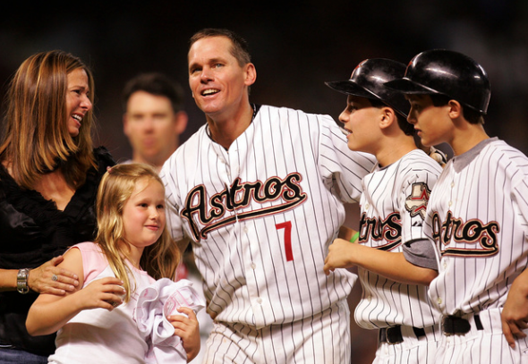 Craig Biggio 3000th Career Hit