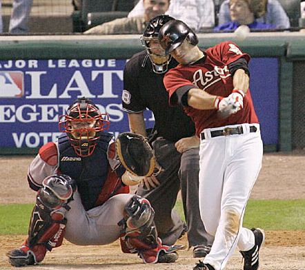 Chris Burke 2005 NLDS 18th inning home run