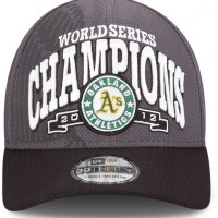 Oakland A's 2012 World Series Champions Cap